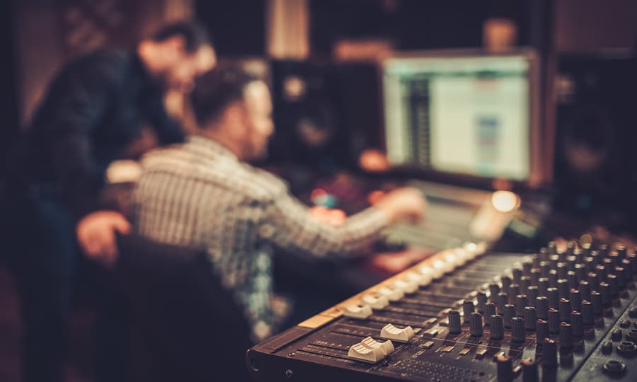 Interview with Mark, Sound Engineer | Dr Acoustics